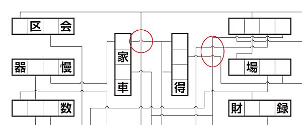 特選漢字100問4月号_Q13訂正箇所